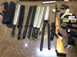 Phát hiện kho súng, mã tấu sau vụ 2 cha con bị bắn ở Đà Lạt