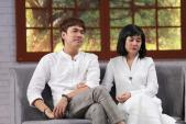 Diễn viên Kiều Minh Tuấn bật khóc khi nói về mong muốn có con
