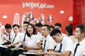 Cơ hội trở thành tiếp viên Vietjet (Phỏng vấn tại Hà Nội & TPHCM)
