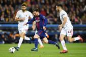 Kết quả trận AS Roma vs Barcelona, tứ kết Champions League