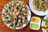 Những món ăn đường phố đốn tim du khách khi lang thang Sài Gòn