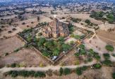 """Đến Bagan ghé thăm ngôi đền """"đẫm máu"""" Dhammayangyi"""