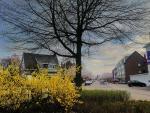 Chùm ảnh: Ngắm cảnh đẹp như tranh vẽ tại Bỉ vào tháng 4