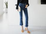 4 lưu ý giúp bạn diện quần jeans ống vẩy `max đẹp`