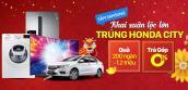 Trần Anh trao thưởng xe hơi trị giá 600 triệu đồng cho khách hàng may mắn