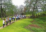 Du khách đổ về thăm di tích lịch sử tại Điện Biên Phủ ngày một đông