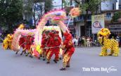 Hấp dẫn lễ hội đường phố tại Festival Huế