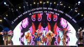 Màn trình diễn nóng bỏng và gợi cảm tại Carnaval Hạ Long 2018