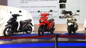 Suzuki ra mắt mẫu tay ga Nex II