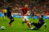 Link xem trực tiếp bóng đá Real Madrid vs Bayern Munich