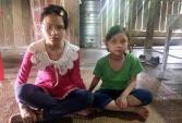 Giây phút hai bé gái thoát khỏi kẻ sát hại 4 người ở Cao Bằng