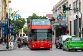 Cuối tháng 5, Hà Nội sẽ khai trương tuyến City Tour