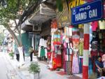 Hà thành kim cổ ký: Hàng Gai phố sách