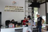 Hiệu quả của trạm thông tin và hỗ trợ du khách