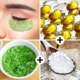 8 loại mặt nạ từ nguyên liệu thiên nhiên loại bỏ quầng thâm mắt hiệu quả