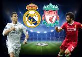 Link xem trực tiếp trận Real Madrid vs Liverpool, chung kết cup C1