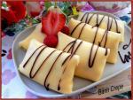 Cách làm vỏ bánh Crepe mềm mịn ngon khó cưỡng