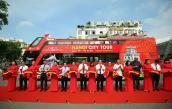 Khai trương tuyến xe buýt du lịch Hanoi City tour