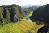Điểm danh 3 địa điểm ngắm lúa chín đẹp nhất Việt Nam