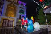"""""""Công viên kỷ Zura"""" được tái hiện sống động tại trung tâm Đà Nẵng"""