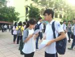 Cán bộ làm lộ đề thi ở Hà Nội là người có thâm niên công tác