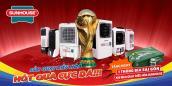 Sôi động cùng World Cup 2018 – Rộn ràng quà tặng từ SUNHOUSE