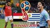 Tường thuật trực tiếp Ai Cập vs Uruguay, bảng A World Cup 2018