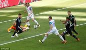 Kết quả trận Argentina vs Iceland: Ronaldo gọi, Lionel Messi