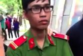 Tạm giữ người giả cảnh sát gây rối ở Sài Gòn