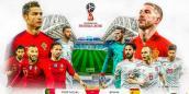 Xem trực tiếp World Cup 2018 Tây Ban Nha vs Bồ Đào Nha ở kênh nào?