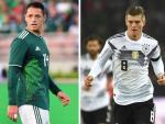 Xem trực tiếp bóng đá Đức vs Mexico, bảng F World Cup 2018