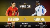 Bỉ vs Panama: Lukaku ghi cú đúp,