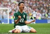 Kết quả, tỷ số trận Đức vs Mexico: 'Xe tăng' tuột xích