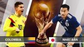 Nhận định bóng đá Colombia vs Nhật Bản 19h00 tối nay: Đại diện Châu Á sẽ giành 3 điểm?