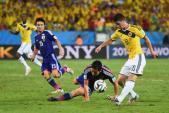 Xem trực tiếp bóng đá Colombia vs Nhật Bản, bảng H World Cup 2018