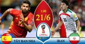 Nhận định trận đấu Tây Ban Nha vs Iran: