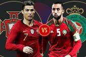 Nhận định trận đấu Bồ Đào Nha vs Maroc 19h00 tối nay: Ronaldo lại lập hat-trick?