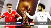 Xem trực tiếp bóng đá World Cup 2018 Nga vs Ai Cập ở đâu tốt nhất?