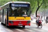 Chưa đề xuất làn riêng cho xe buýt thường ở đường Nguyễn Trãi