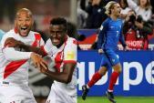 Kết quả bóng đá World Cup 2018 Pháp vs Peru: Gà trống gáy vang