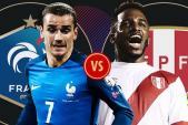 Link xem trực tiếp bóng đá World Cup 2018 Pháp vs Peru tốt nhất