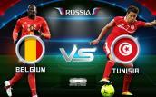 Link xem bóng đá trực tuyến World Cup 2018 Bỉ vs Tunisia, bảng G lúc 19h00 ngày 23/6