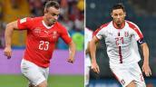 Kết quả bóng đá World Cup 2018 Serbia vs Thụy Sĩ: Đòn đau phút 90