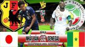 Xem trực tuyến bóng đá Nhật Bản vs Senegal, bảng H World Cup 2018 lúc 22h00 ngày 24/6