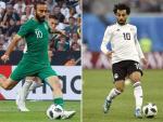 Link xem trực tuyến bóng đá Saudi Arabia vs Ai Cập, bảng A World Cup 2018 lúc 21h00 ngày 25/6