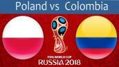Link xem trực tiếp bóng đá Ba Lan vs Colombia, bảng H World Cup 2018 lúc 1h00 ngày 25/6