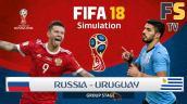Xem trực tiếp bóng đá World Cup 2018 Uruguay vs Nga tốt nhất