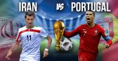 Link xem trực tiếp bóng đá World Cup 2018 Iran vs Bồ Đào Nha, bảng B lúc 1h00 ngày 26/6