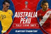Link xem trực tuyến bóng đá World Cup 2018 Australia vs Peru lúc 21h00 ngày 26/6