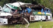 Xe chở 23 công nhân Việt gặp tai nạn ở Lào, 2 người tử vong